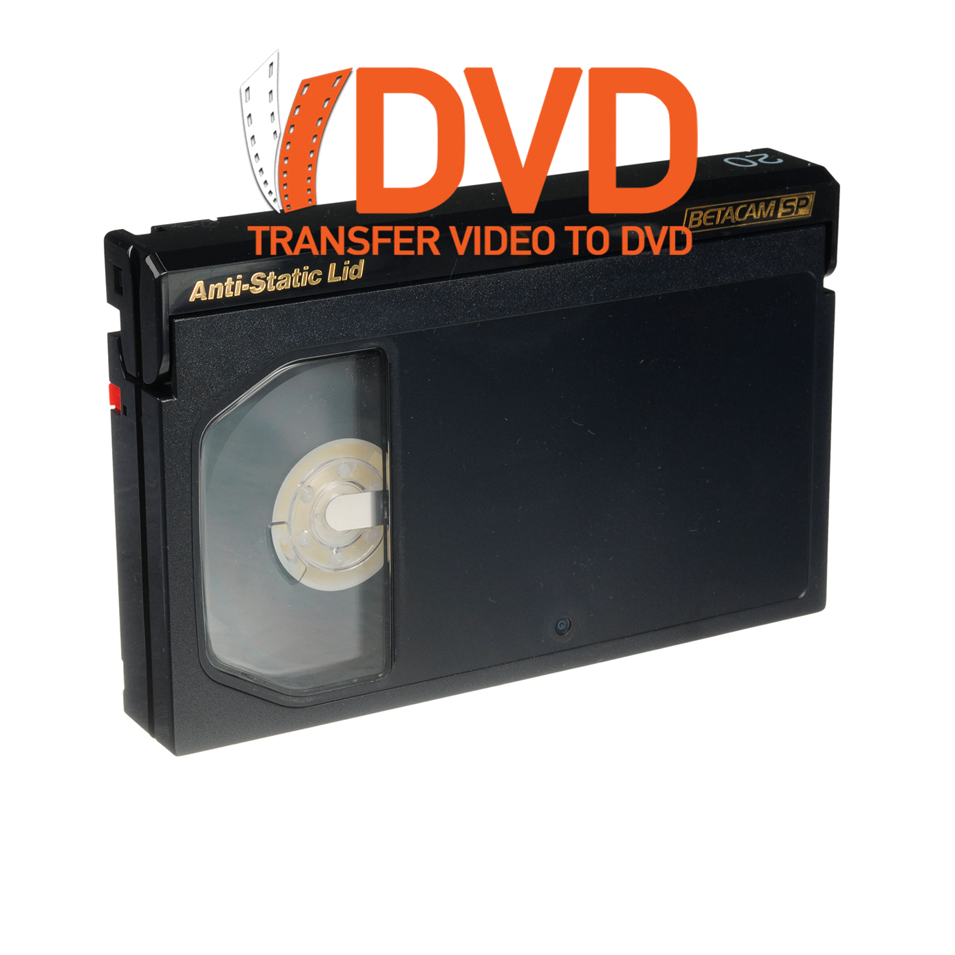 betamax tape to dvd