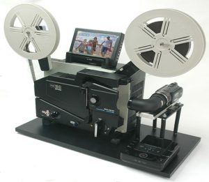 8mm film to Mp4 Banbury
