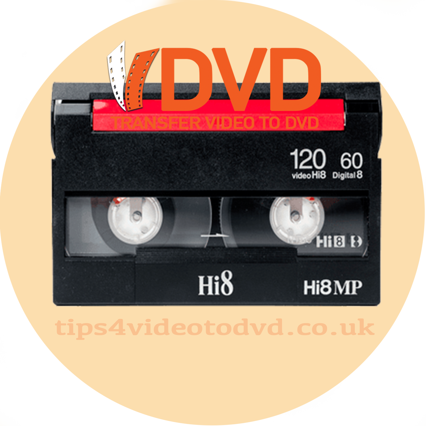 broadcast tape to dvd